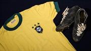 Áo thi đấu của 'Vua bóng đá'Pele có giá ngất ngưởng