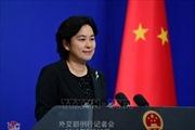 Trung Quốc đình chỉ các chuyến thăm của tàu và máy bay quân sự Mỹ tới Hong Kong
