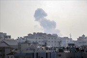 Israel không kích các mục tiêu Hamas ở Gaza để trả đũa vụ bắn rocket