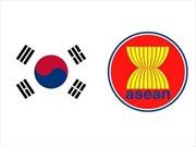Lễ chào mừng Hội nghị cấp cao đặc biệt Hàn Quốc-ASEAN