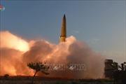 Triều Tiên tuyên bố vừa thử nghiệm hệ thống tên lửa mới