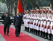 Thủ tướng kiểm tra công tác sẵn sàng chiến đấu tại Bộ Tư lệnh Cảnh sát cơ động