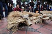 Độc đáo lễ hội 'Trâu rơm, bò rạ'