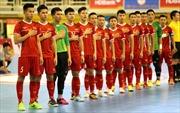 Triệu tập 20 tuyển thủ Futsal Việt Nam chuẩn bị cho VCK Fusal châu Á 2020