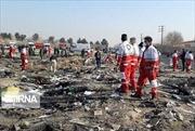 Iran phủ nhận 'che đậy' vụ bắn nhầm máy bay chở khách của Ukraine