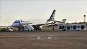 Libya: Sân bay quốc tế Tripoli mở cửa trở lại bất chấp sự đe doạ từ LNA