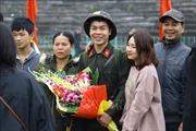Ngày hội lên đường nhập ngũ của thanh niên cả nước