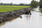Hạn, mặn sẽ tiếp tục ảnh hưởng nghiêm trọng đến nông nghiệp và dân sinh