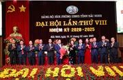 Bắc Ninh tổ chức đại hội điểm Đảng bộ Văn phòng UBND tỉnh