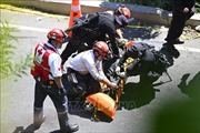 Xe khách rơi xuống vực làm 11 người thiệt mạng, 25 người bị thương