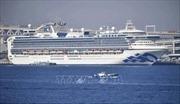Thêm 88 trường hợp nhiễm virus Corona trên du thuyền Diamond Princess