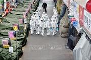 Chuyên gia Mỹ cảnh báo nguy cơ có một 'Vũ Hán nhỏ' ở Hàn Quốc