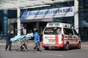 Số ca nhiễm SARS-CoV-2 tại Hàn Quốc vượt quá 2.000 người