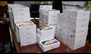 Phát hiện lô hàng gần 500 điện thoại iPhone nhập lậu