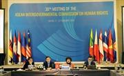Cuộc họp Ủy ban liên Chính phủ ASEAN về Nhân quyền lần thứ 30