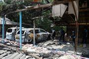 Ít nhất 8 người bị thương trong vụ nổ bom tại Thái Lan