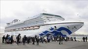 Nhật Bản xác nhận thêm 39 ca nhiễm virus Corona mới trên tàu Diamond Princess