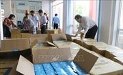 Cục Hải quan An Giang chuyển giao gần 230.000 khẩu trang y tế phục vụ phòng, chống dịch