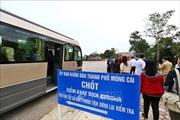 Dịch COVID-19: Quảng Ninh tạm dừng hoạt động vận tải khách công cộng liên tỉnh, nội tỉnh
