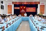 Góp ý dự thảo báo cáo chính trị trình Đại hội Đảng bộ tỉnh Cà Mau