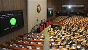 Trợ cấp dịch bệnh trở thành chủ đề 'nóng' của các chính đảngở Hàn Quốc