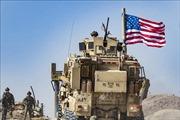 Mỹ chuyển khí tài quân sự từ Iraq tới Syria