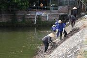 Phối hợp xử lý các vi phạm hành lang công trình thủy lợi