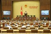 Thông cáo báo chí số 10, Kỳ họp thứ 9, Quốc hội khóa XIV