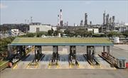 Giá dầu trên thị trường châu Á lại giảm