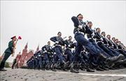 Quân đội Nga nhận hàng trăm vũ khí, khí tài hiện đại
