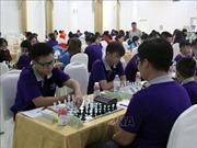 Hơn 200 vận động viên tham dự Giải vô địch cờ vua đồng đội toàn quốc 2020