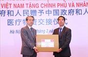 Trung Quốc cảm ơn Việt Nam đã hỗ trợ đối phó virus Corona