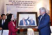 Tăng cường quan hệ hữu nghị đoàn kết đặc biệt Việt Nam - Cuba