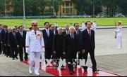 Lãnh đạo Đảng, Nhà nước viếng Chủ tịch Hồ Chí Minh nhân kỷ niệm Quốc khánh 2/9
