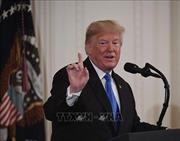 Tổng thống Mỹ Donald Trump bác bỏ nguy cơ bị Quốc hội luận tội
