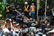 Thái Lan sẽ tìm cách đưa các thành viên đội bóng nhí ra khỏi hang trong vài ngày tới