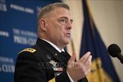 Tân Chủ tịch Hội đồng Tham mưu trưởng Liên quân Mỹ tuyên thệ nhậm chức