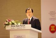 WEF ASEAN 2018: Chia sẻ cách thức đổi mới trong sản xuất, đầu tư và kinh doanh nông nghiệp