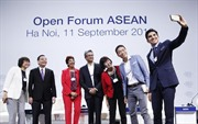 WEF ASEAN 2018: Cách mạng công nghiệp lần thứ tư tạo nhiều cơ hội cho thế hệ trẻ