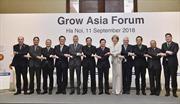 WEF ASEAN 2018: Công nghệ và đầu tư PPP sẽ giúp phát triển nông nghiệp bền vững