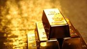 Giá vàng giảm do kỳ vọng vào vòng đàm phán thương mại Mỹ-Trung mới