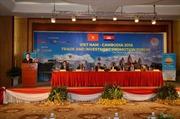 Diễn đàn Xúc tiến thương mại, đầu tư Việt Nam - Campuchia 2018
