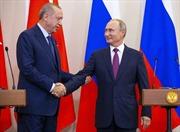 Nga và Thổ Nhĩ Kỳ đạt thỏa hiệp về điểm nóng Idlib