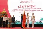 Chủ tịch Quốc hội Nguyễn Thị Kim Ngân dự Lễ kỷ niệm 30 năm thành lập Báo Đại biểu Nhân dân