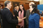 Việt Nam và Argentina thúc đẩy quan hệ trong lĩnh vực y tế