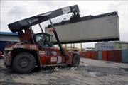 6 tháng đầu năm, hàng hóa qua cảng biển tăng 13%