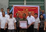 Sơn La quan tâm thực hiện chính sách hỗ trợ nhà ở cho người có công với cách mạng