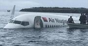 Có 4 công dân Việt Nam trên máy bay lao xuống biển ở Micronesia