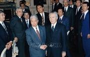 Một số hoạt động đối ngoại tiêu biểu của nguyên Tổng Bí thư Đỗ Mười