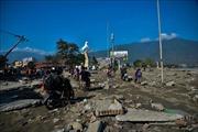 LHQ viện trợ 15 triệu USD hỗ trợ nạn nhân động đất, sóng thần tại Indonesia